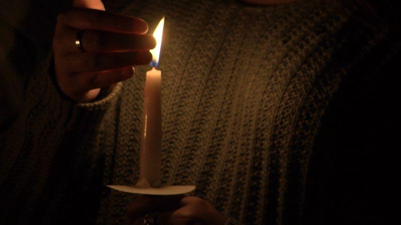 Jasmine Melendez's teammate held a candlelight vigil on Sunday night.