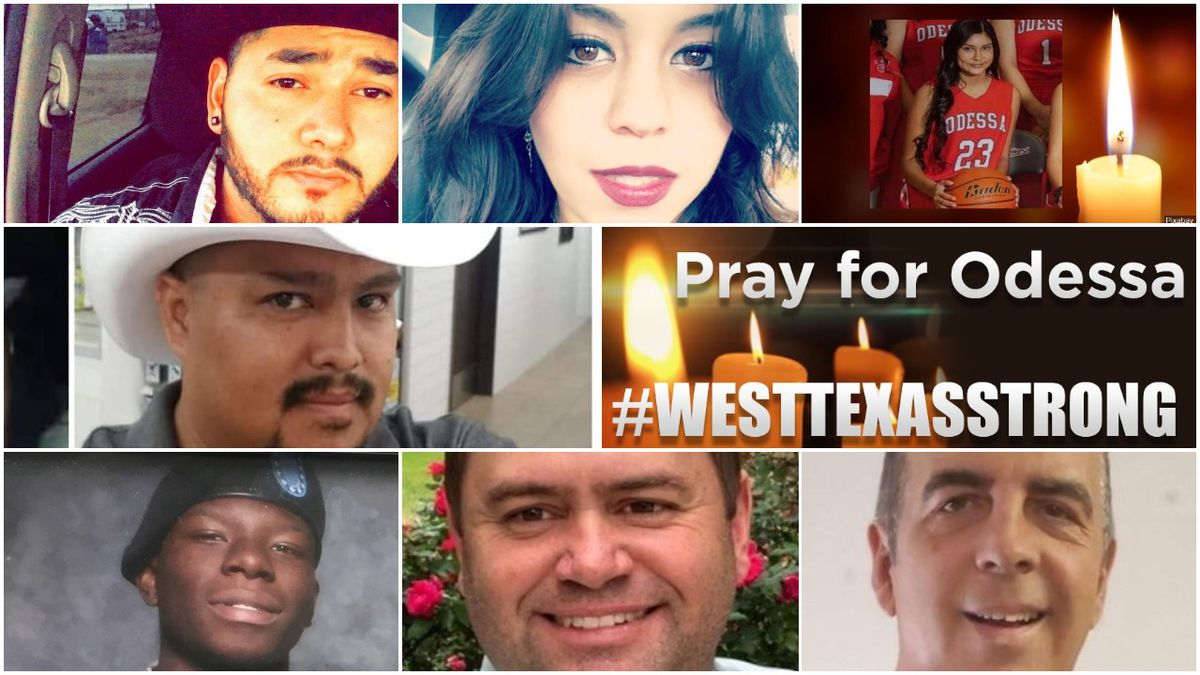 Victims Of Saturday S Mass Shooting Identified