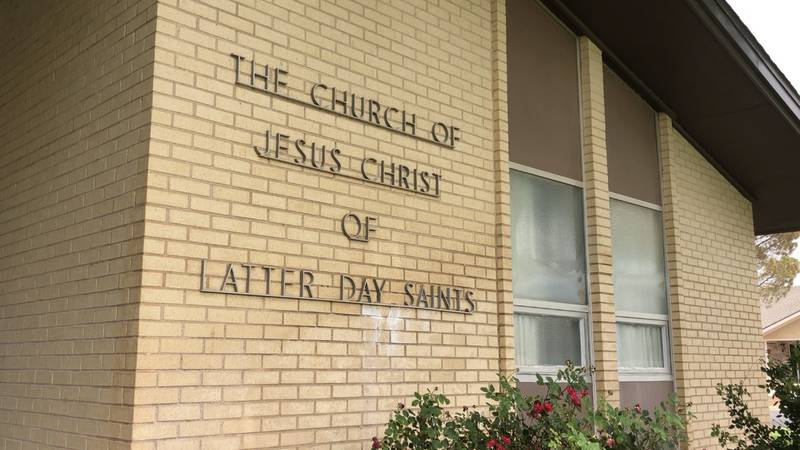 The Church of Jesus Christ of Latter-Day Saints in Midland.