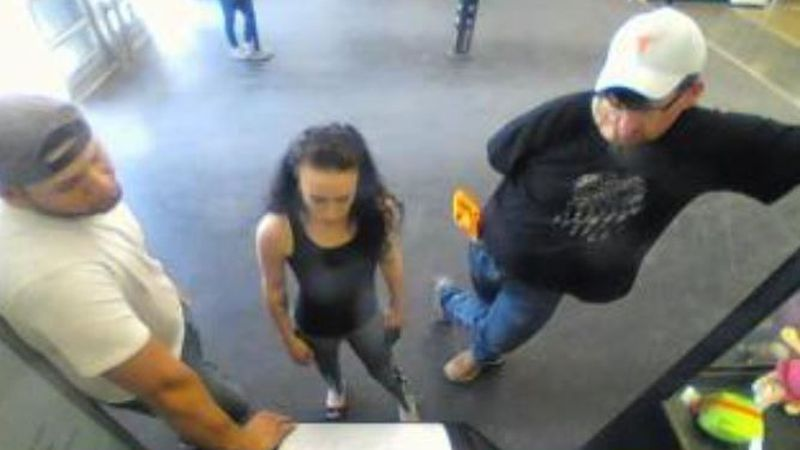 Odessa police say these three suspects have stolen more than a dozen cell phones.