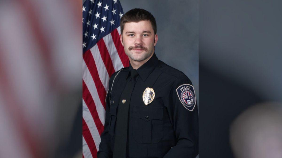Officer Zack Owens. (Photo: Midland Police Department)
