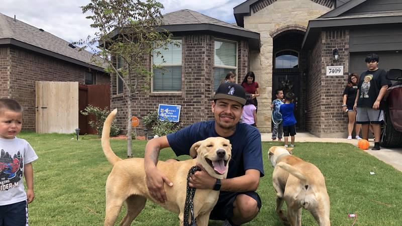 El Paso man loses dog 4th of July