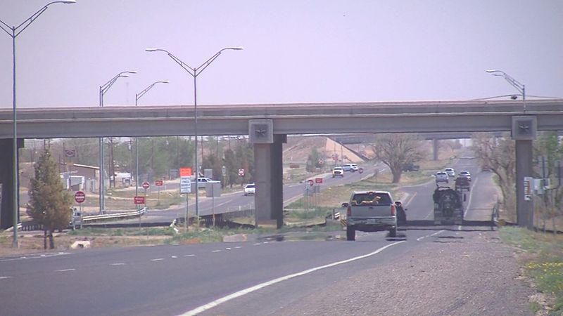 TxDOT advises drivers to slow down or maybe find another route.