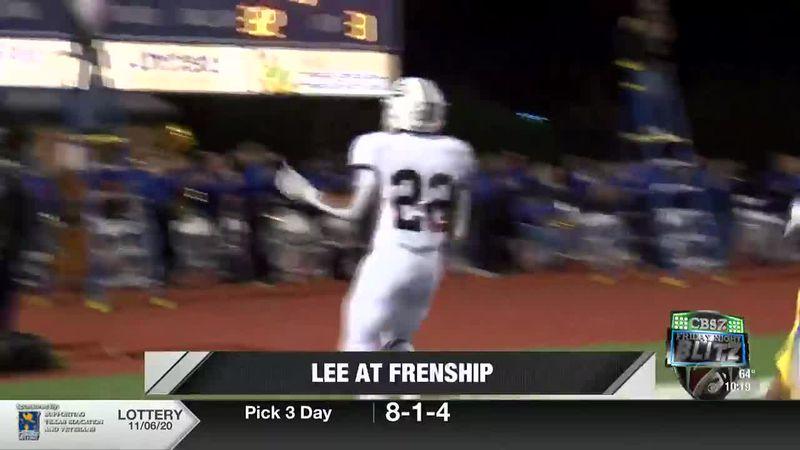 Midland Lee defeats Frenship 50-21.