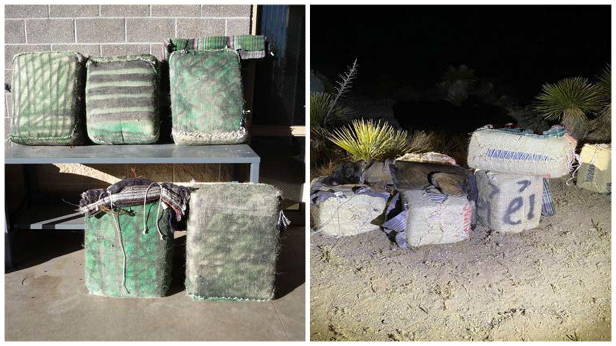 (Photos: U.S. Border Patrol Big Bend Sector)