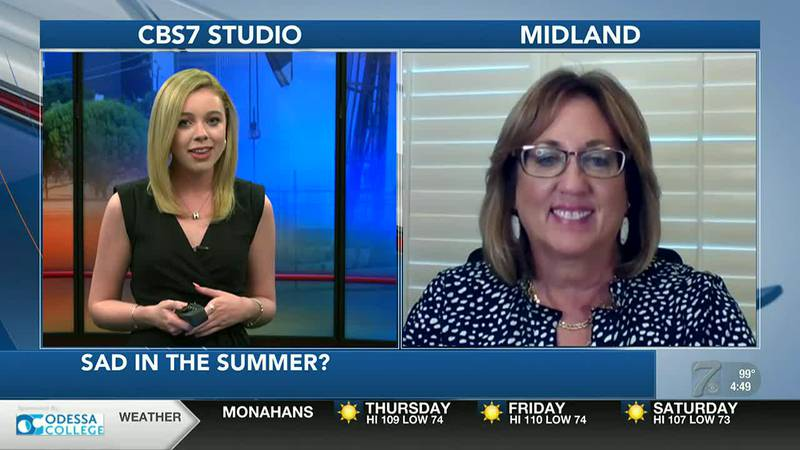 INTERVIEW: Dealing with summer blues