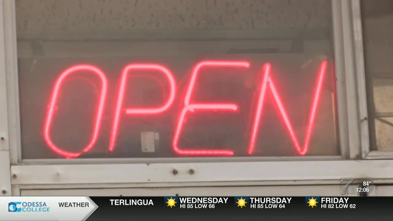 The City of Odessa is reminding local businesses that there is financial help available.