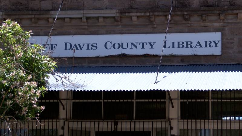 The Jeff Davis County Library provides numerous services for residents of of Texas' most rural...