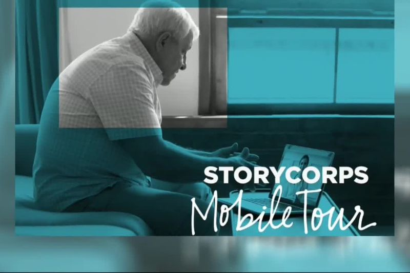 StoryCorps makes virtual mobile tour stop in West Texas