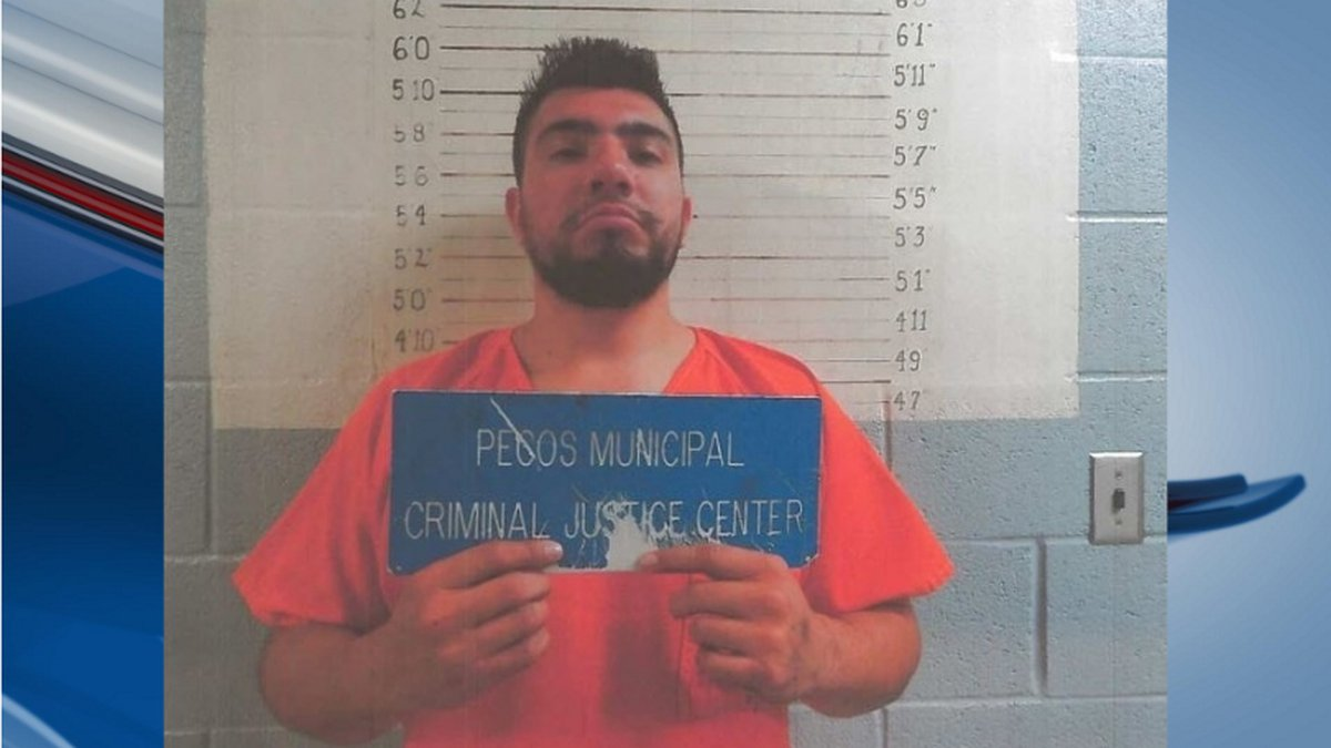 Pecos police say that Alexander Augustine Avila, 25, kidnapped an 8-year-old girl and a...