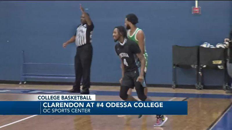 Odessa College men's basketball