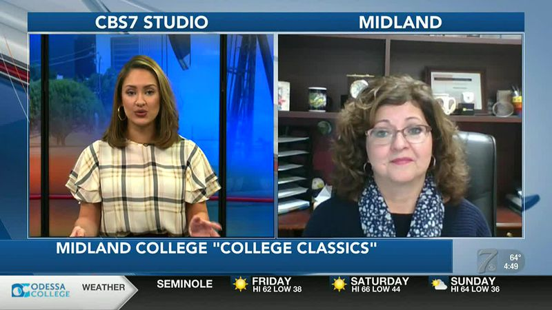 INTERVIEW: Midland College offering College Classics and Personal Enrichment courses
